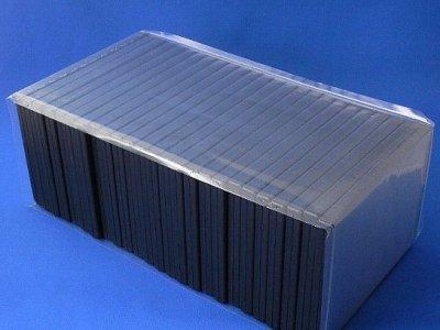 画像1: 【OUTLET】DVDトールケース2枚用 白 100個セット