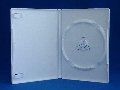 画像2: 【高剛性タイプ】 DVDトールケース 1枚用 100個セット