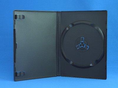 画像1: 【高剛性タイプ】 DVDトールケース 1枚用 100個セット