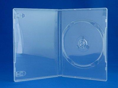 画像3: 【高剛性タイプ】 DVDトールケース 1枚用 100個セット