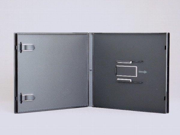 画像1: 【SDカード用】 PPプラケース 黒 25個セット (1)