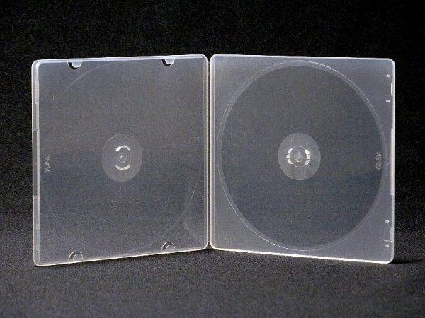 画像1: 【PPスリム】5mm厚 メールケース 1、2枚収納 200個セット (1)