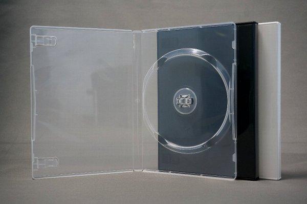画像1: MロックDVDトールケース1枚用100個セット (1)