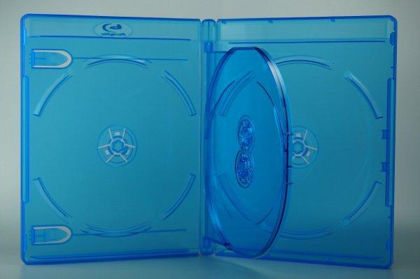 画像1: 【BDケース】ブルーレイケース4枚用 ばら売り (1)