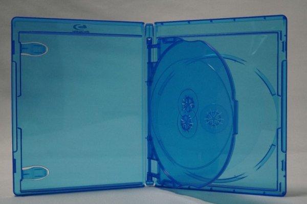 画像1: 【BDケース】ブルーレイケース3枚用 120個セット (1)