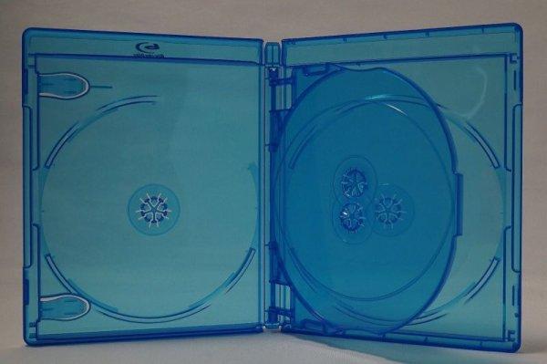 画像1: 【BDケース】ブルーレイケース4枚用 30個セット (1)