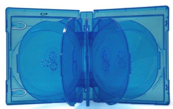 画像1: 【27mm厚】【BDケース】 ブルーレイケース 12枚用 28個セット  (1)