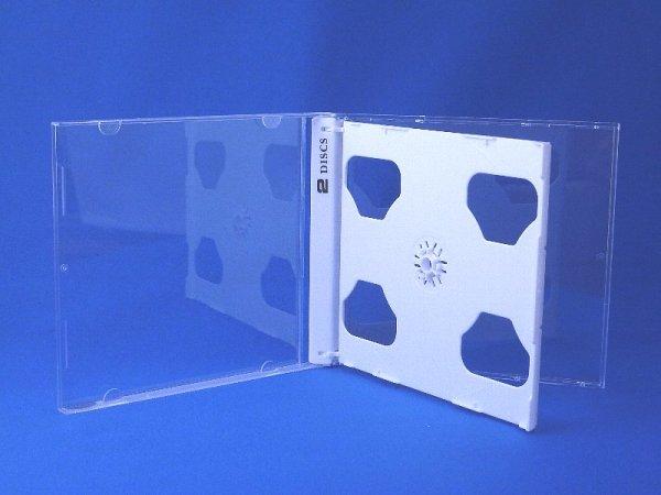 画像1: 10.4mmジュエルケース2枚用 ばら売り (スマートトレイ) (1)