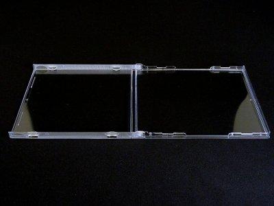 画像1: CDケース(ジュエルケース) 本体のみ(トレーなし)200個セット