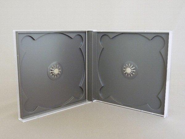 画像1: 【デュオ】【日本製】DUOケース(17mm厚ジュエルケース) 2枚用 ばら売り (1)
