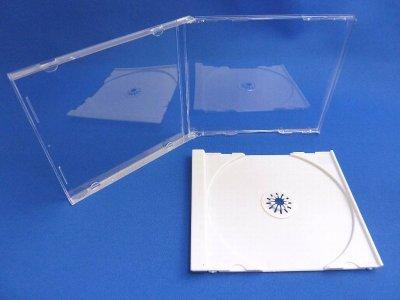 画像3: CDケース(ジュエルケース)1枚用 100個セット