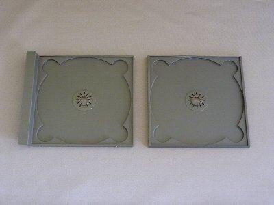画像2: 【デュオ】【日本製】DUOケース(17mm厚ジュエルケース) 2枚用 ばら売り