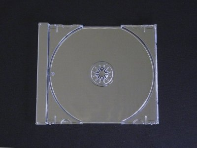 画像3: CDケース(ジュエルケース)用トレー 400個セット