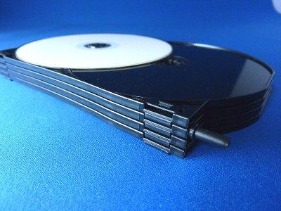 画像3: 【高品質/薄型】DVDトールケース 10枚用 52個セット