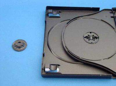 画像2: Mロック【ダブルサイズ】DVDトールケース4枚用26個セット