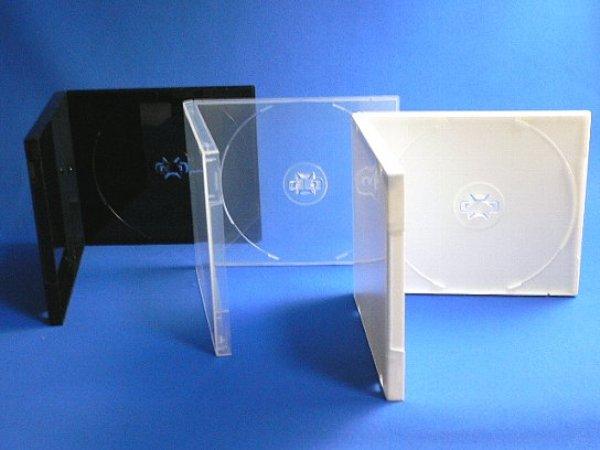 画像1: MロックVCDプラケース1枚用 50個セット (1)