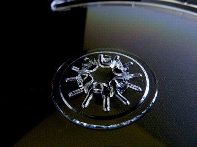 画像1: CDケース(ジュエルケース)用トレー 200個セット