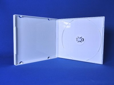 画像1: MロックVCDプラケース1枚用 50個セット