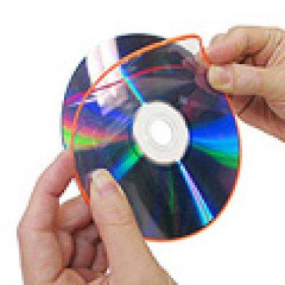 画像1: ディスク保護カバー 1枚