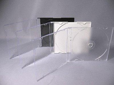 画像1: 【アウトレット】 スリムジュエルケース(5.2m厚) ばら売り