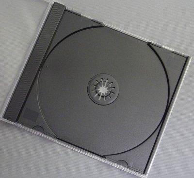 画像1: CDケース(ジュエルケース)1枚用 200個セット